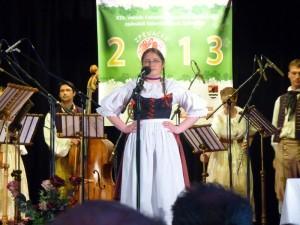 Bára zpěváček 2013